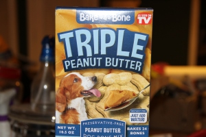 Mmmm Triple Peanut Butter